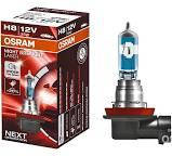 Лампа фары H8 12V 35W PGJ19-1  NIGHT BREAKER LASER next generation (+150) (OSRAM)