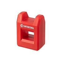 Инструмент для намагничивания и размагничивания 1шт 2-в-1 INTERTOOL VT-9001