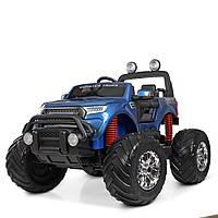 Детский электромобиль Джип Квадроцикл Ford Ranger M 4273ELS-2(24V) автопокраска синий