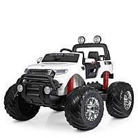 Детский электромобиль Джип Квадроцикл Ford Ranger M 4273EL-1(24V) белый