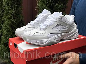 Мужские кроссовки Nike M2K Tekno (белые) 10121