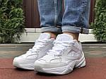Мужские кроссовки Nike M2K Tekno (белые) 10121, фото 5