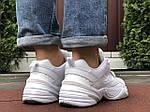 Мужские кроссовки Nike M2K Tekno (белые) 10121, фото 6