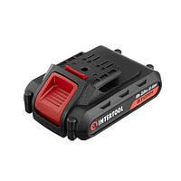 Аккумулятор Li-Ion 18В 2.0Ач для дрели-шуруповерта WT-0314/WT-0313/WT-0317 INTERTOOL WT-0312