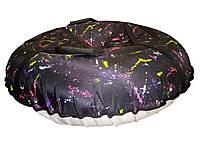Тюбинг, надувные сани, ватрушка 100 см, Космос