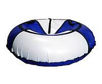 Тюбинг, надувные сани, ватрушка 110 см, Футбол