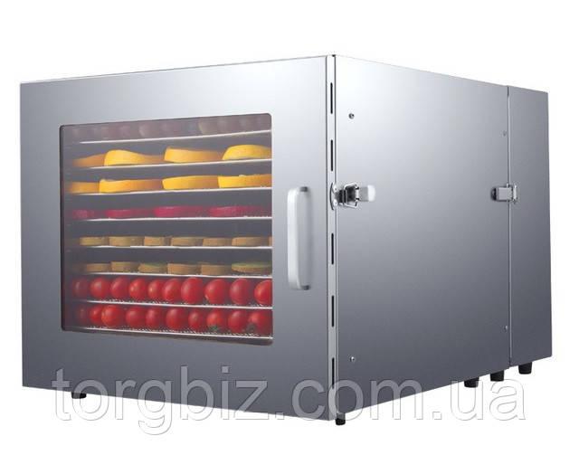Дегидратор EWT INOX FK03 Сушка для пищевых продуктов  с таймером