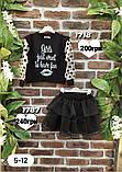 Блуза нарядная  Little Star для девочек оптом р.116-158, фото 2