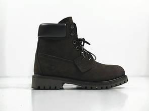 Женские ботинки Timberland (Термо) Brown