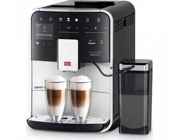Кофемашина Melitta Caffeo Barista TS Smart F85/0-101 (silver)