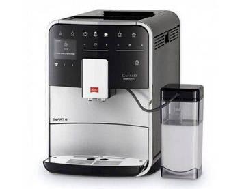 Кофемашина Melitta Caffeo Barista T Smart F83/0-101 (silver/black)