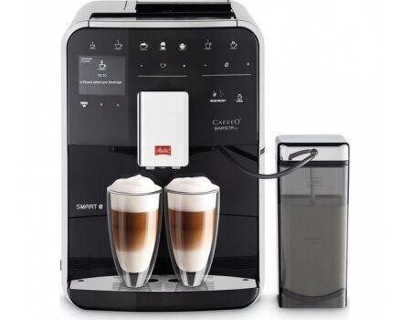 Кофемашина Melitta Caffeo Barista TS Smart black (F85/0-102)