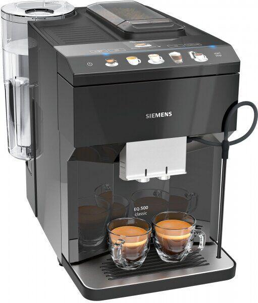 Кофемашина Siemens EQ.500 classic TP503R09