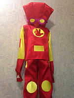 Детский карнавальный костюм фиксик Файер