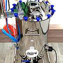 Куб Kors Professional 150 литров 3 дюйма кламп, фото 3