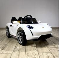 Детский электромобиль легковая машина BAMBI Porsche Sport LQ7188A белый