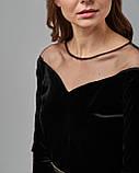 Элегантное платье миди. Турция, фото 3