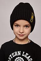 Детская зимняя шапка для мальчиков от 3 до 10 лет