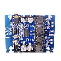 Bluetooth Цифровий стерео аудіо підсилювач XH-M314 TPA3118 2x45W 12V 24V, фото 1