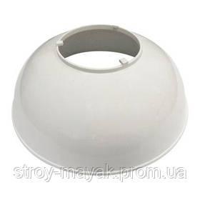 Плафон-рассеиватель для LED лампы VELMAX V-A118 21-90-35 белый
