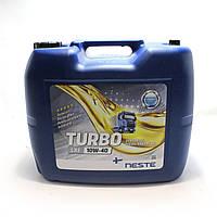 Масло трансмісійне Neste Turbo LXE 10W-40 (20 л.) синтетичне
