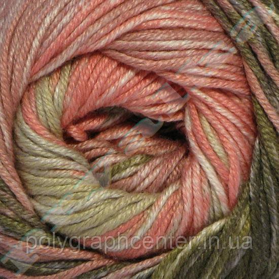 Пряжа для вязания Nako Tropikal Color 31353