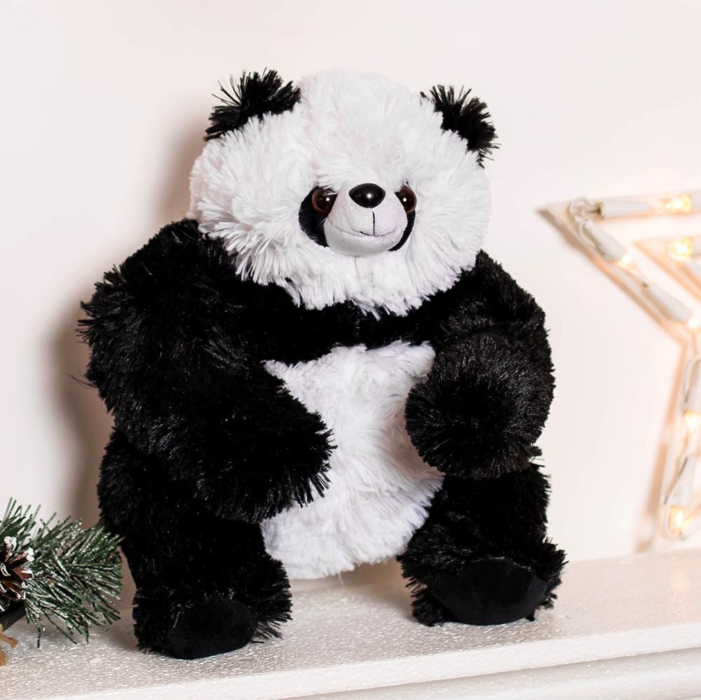 Панда медвежонок мягкая игрушка Мини, 28 см