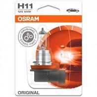 Лампа фары H11 12V 55W PGJ19-2 ORIGINAL LINE (1 шт) blister (OSRAM)