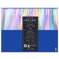 Альбом-склейка для акварелі 24x32см 300г 12арк, Fabriano 17312432