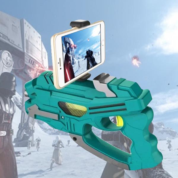 Пистолет виртуальной реальности VR QFG 5 Game Gun