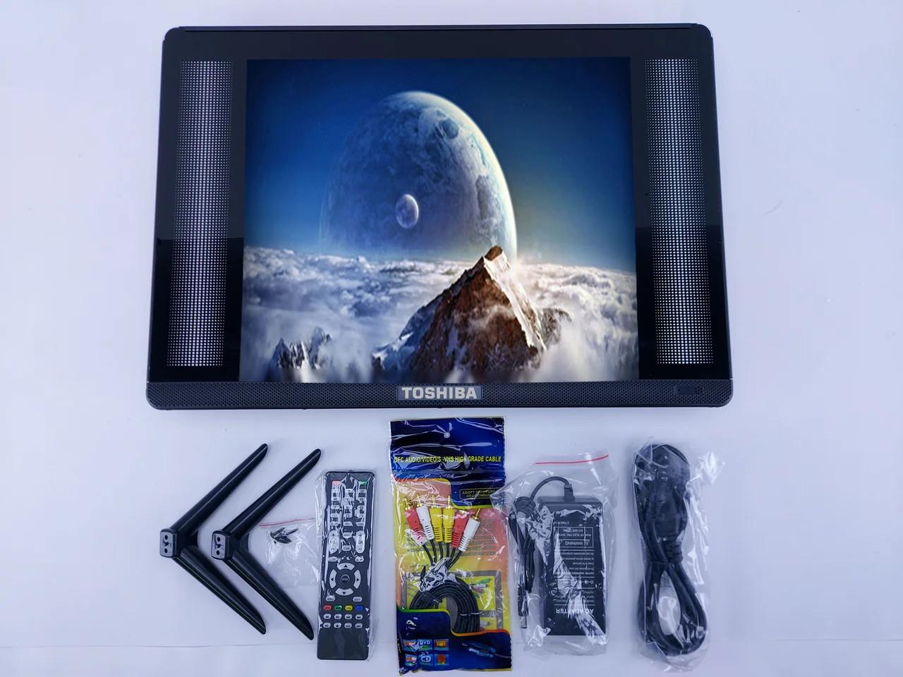 "Телевизор Toshiba 19"" HD-Ready/DVB-T2/USB"