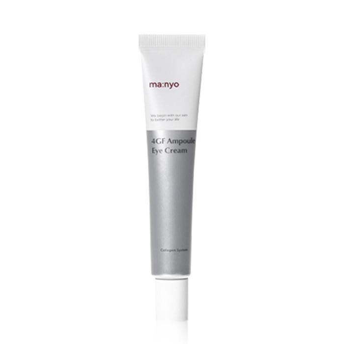 Омолаживающий крем для глаз с факторами роста Manyo 4GF Ampoule Eye Cream, 30 мл