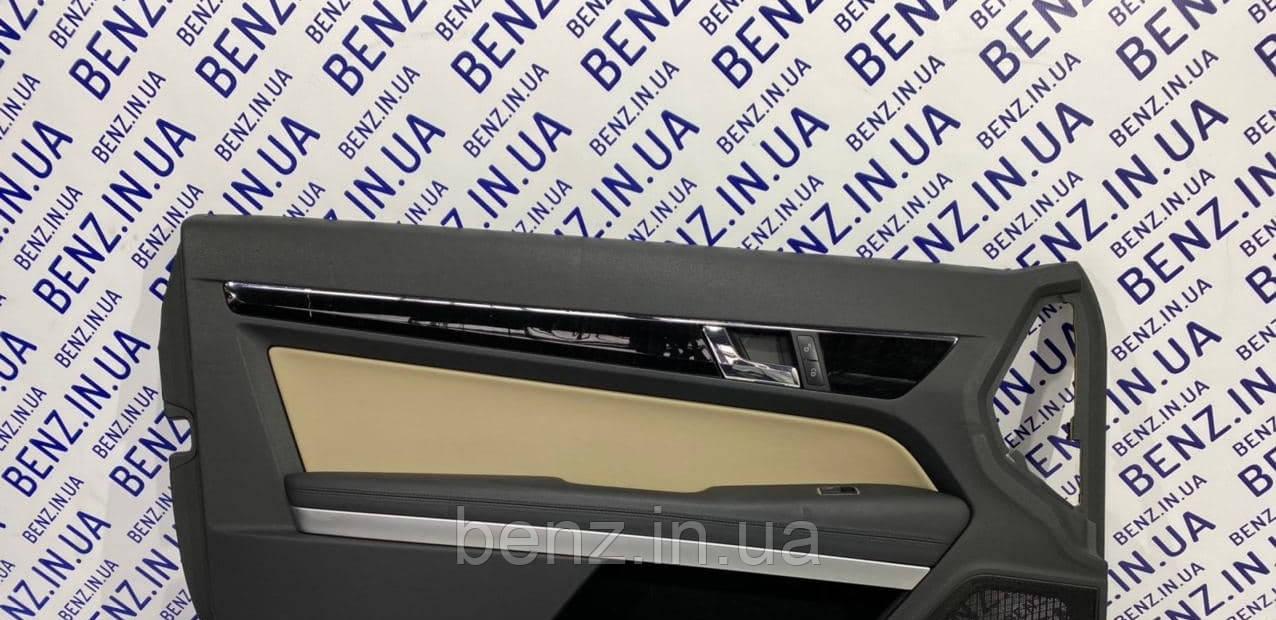 Декоративная накладка карты двери слева сверху C207/A207/W207 купе A2077202322
