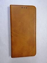 Чехол-книжка Samsung A41 TPU Brown