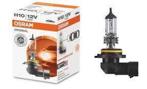 Лампа фары H10 42W 12V PY20D (OSRAM)