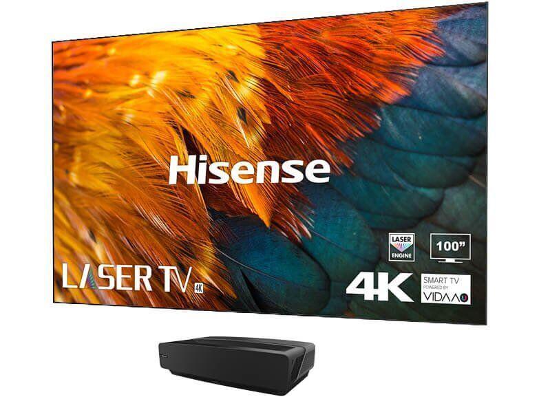 Телевизор Hisense 100L5F-A12 4K Laser TV HDR