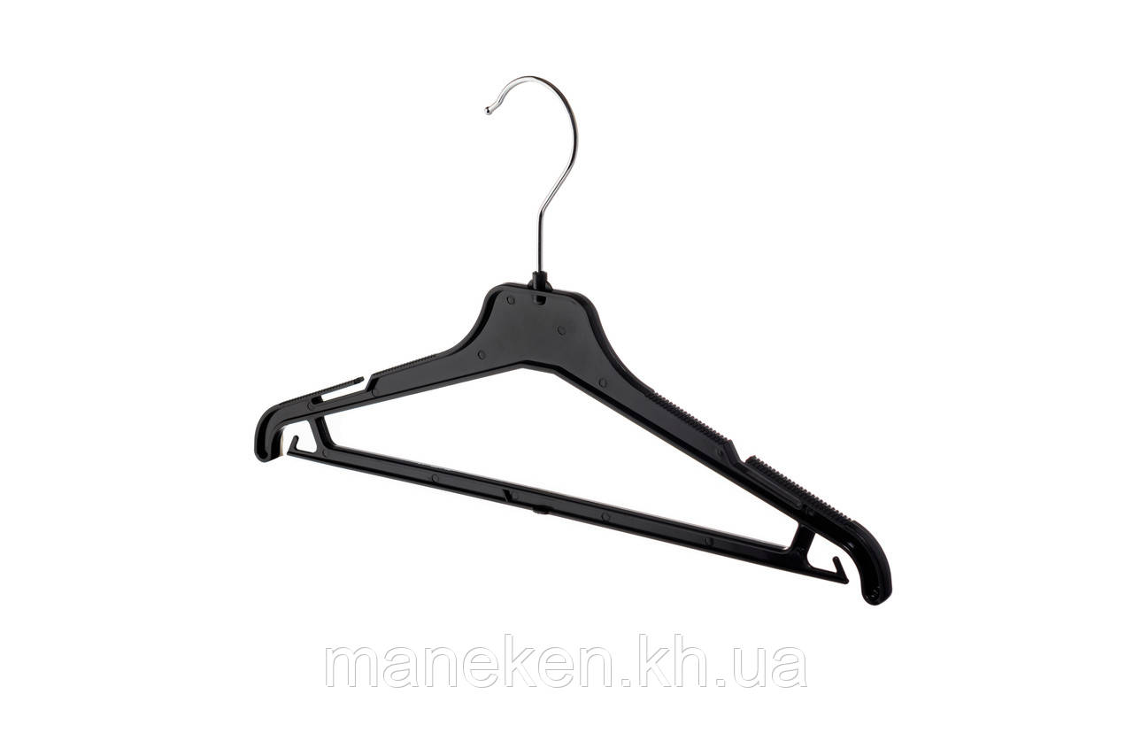 """Вешалка для одежды TREMVERY """"ВКР-45"""" черная S3black"""