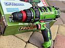 Сетевой шуруповерт ProCraft PB1150DFR электрический дрель-шуруповерт, фото 7
