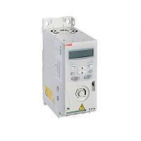 Преобразователь частоты ABB ACS150-03E-01A9-4 0.55 кВт