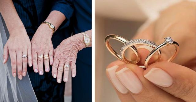 Почему обручальное кольцо носят именно на безымянном пальце — фото №1