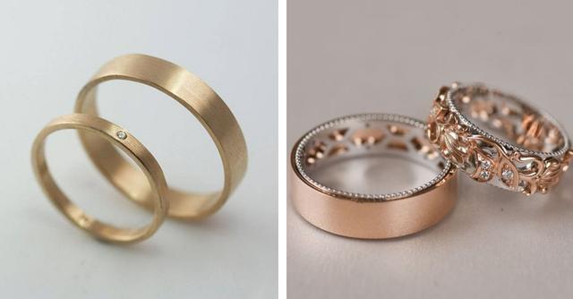 Как две капли воды: почему все обручальные кольца так похожи между собой — фото №2