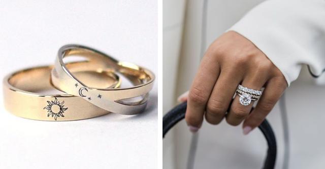 Как носят обручальные кольца в других культурах — фото №3