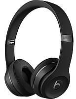 Накладные наушники Beats Solo 3 Wireless Headphones Black (MP582)