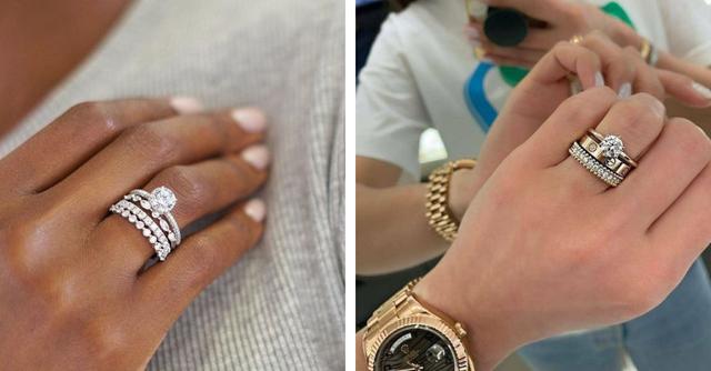 Как появилась традиция дарить помолвочное кольцо — фото №4