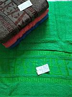 Банные яркие махровые полотенца,размеры: 1,4 x 0,7