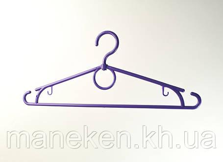 """Вешалка для одежды TREMVERY """"Лето"""" фиолетовая P2color, фото 2"""