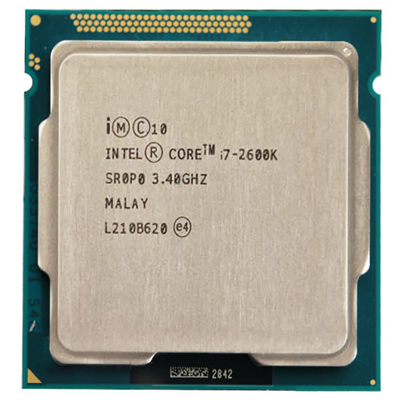 Процессор Intel® i7-2600K LGA1155 up to 3.80GHz