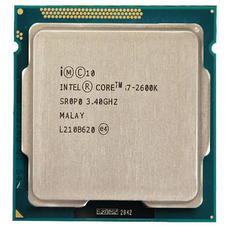 Процессор Intel® i7-2600K LGA1155 up to 3.80GHz, фото 2