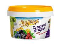 Зорька Северные ягоды крем с флорализином 200 г