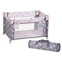 Кровать - манеж для куклы (Baby Born) TM DeCuevas арт. 50035